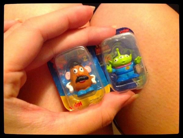 Yujin & Sega Toy Story Figurines Hobby Dream