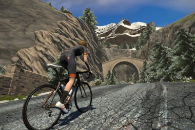 Alpe du Zwift virtueel klimmen