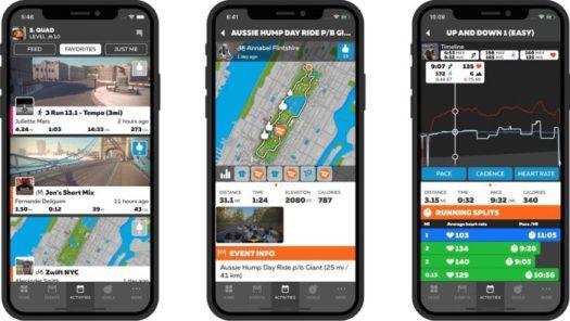 nieuwe Zwift Companion 3.0 app biedt nieuwe mogelijkheden