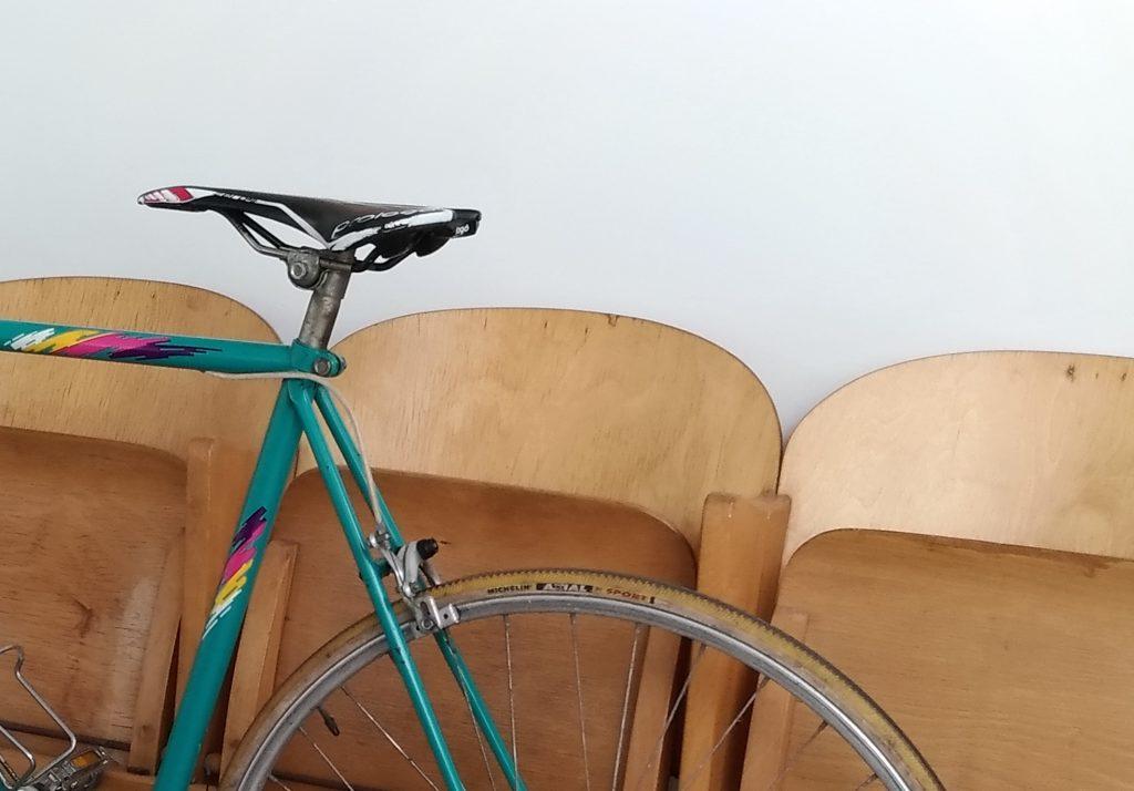 fietszadel Peugeot Avoriaz