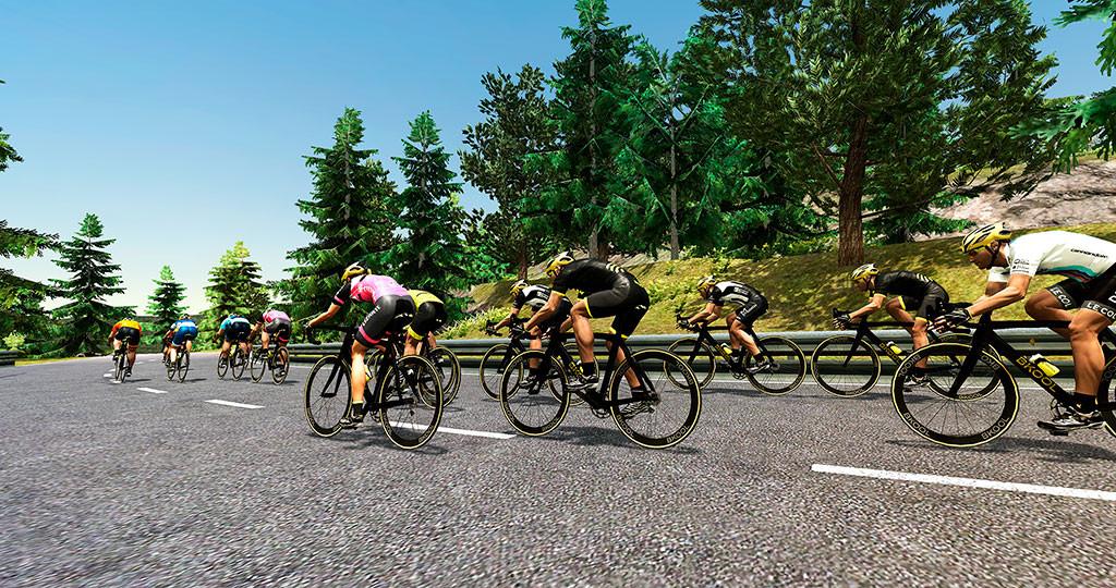 BKool virtuele Ronde van Vlaanderen 2020