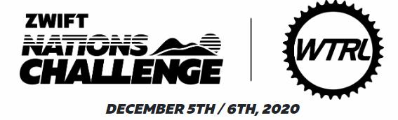 Zwift Nations Challenge in samenwerking met WTRL