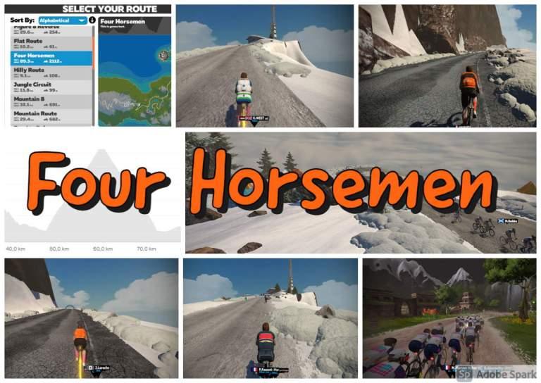 Four Horsemen - Watopia