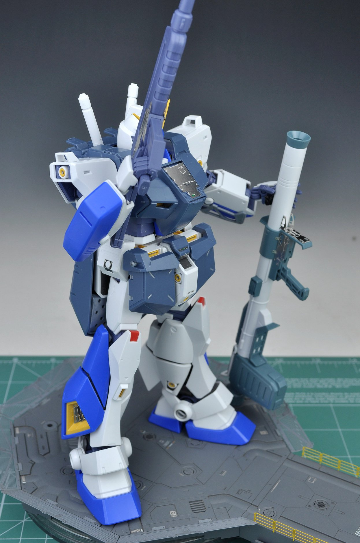 Photo-Etched Detail Upgrade Parts for MG 1/100 Gundam NT-1 Ver.2.0   Hobby Frontline