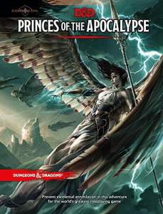 image of Princes of the Apocalypse book cover