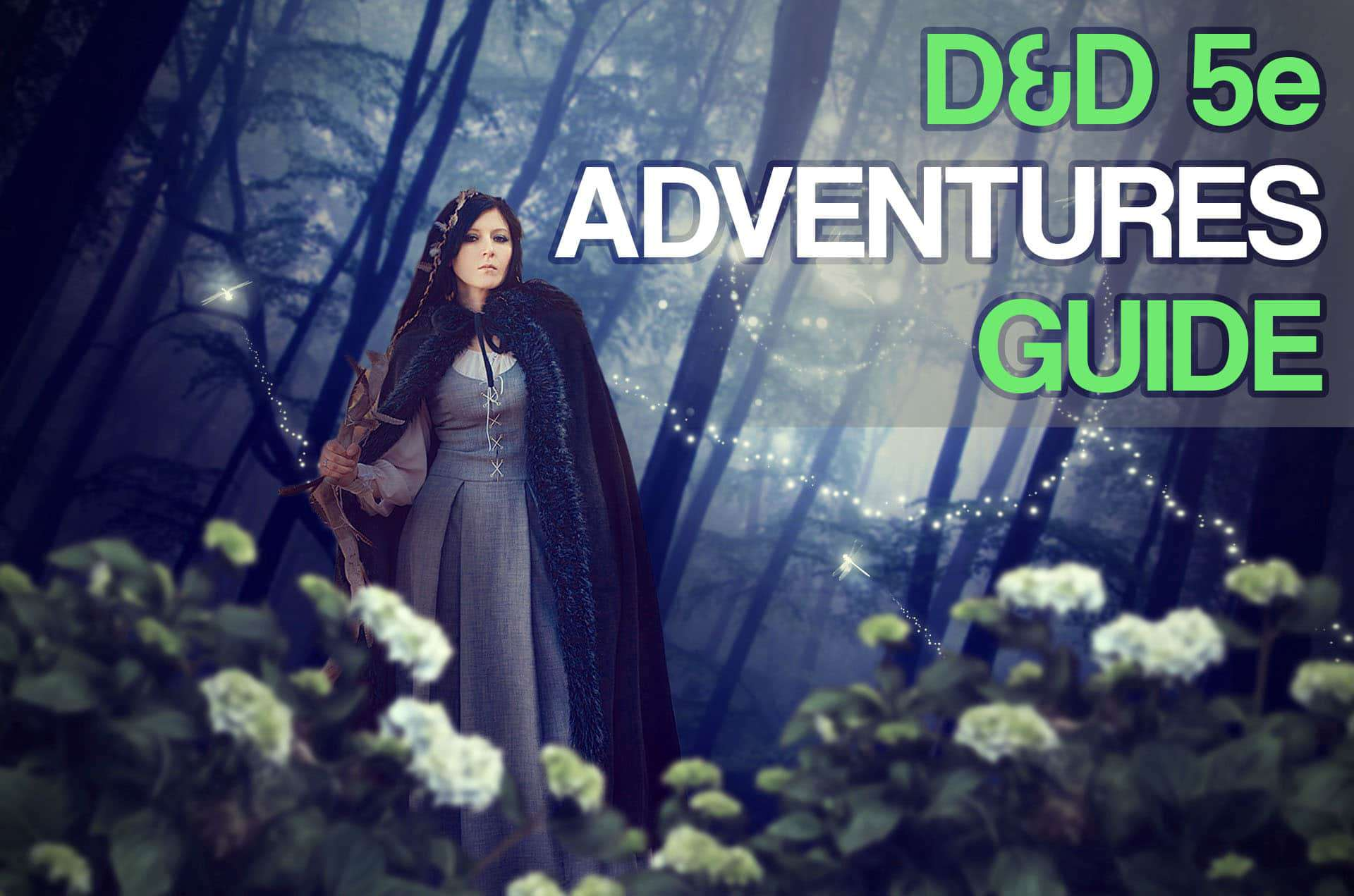 Guide to D&D 5e Adventures for 2019 (Officially Premade