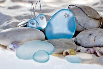 Faux Beachglass