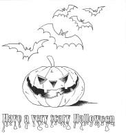 Halloween: Geschirr & Deko