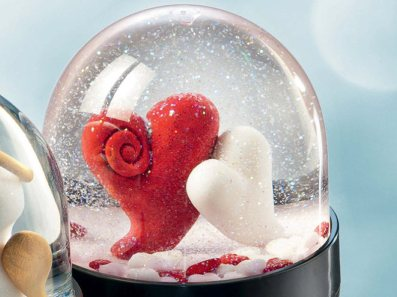 Sie sind hier: Home»Kreativ-Tipps Schneekugel Sweetheart