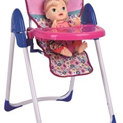 Baby Alive High Chair Office Depot Doll Deluxe Toy Hobby Leisure Mall 0