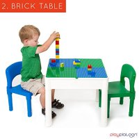Kids Activity Table Set  3 in 1 Water Table, Craft Table ...
