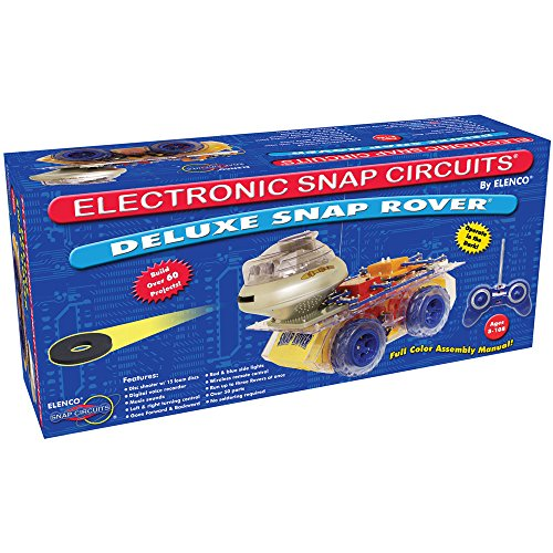 Snap Circuits Snap Circuits Jr Electronic Snap Circuit Deluxe