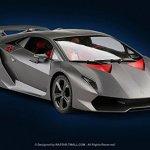 114-Scale-Lamborghini-Sesto-Elemento-Radio-Remote-Control-Model-Car-RC-RTR-by-Midea-Tech-0-0