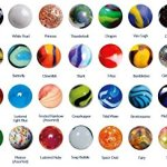 14-16mm-Glass-Marble-Collection-of-47-Different-Patterns-w24-Pk-Marble-Display-Rings-0