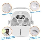 1byone-Portable-Bubble-Machine-Automatic-Bubble-Blower-Powered-by-Both-Plug-in-and-Batteries-OutdoorIndoor-Bubble-Makers-with-High-Output-white-0-2