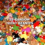 25-Ty-Teeny-Beanie-Babies-Wholesale-Lot-0