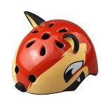 ADSRO-Multi-Sports-Safety-Helmet-3D-Cute-Animals-Design-Cartoon-Adjustable-Bicycle-Helmets-for-Kids-Boys-Girls-Children-Cycling-Skateboard-Bike-Skating-Climbing-Suitable-Ages-3-8-Years-Old-0