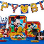 American-Greetings-Mickey-Mouse-Square-Plate-0-2