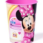 American-Greetings-Minnie-Mouse-Plastic-Party-Cups-12-Count-16-oz-0-0