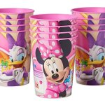 American-Greetings-Minnie-Mouse-Plastic-Party-Cups-12-Count-16-oz-0