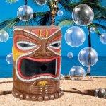 Amscan-Hawaiian-Summer-Luau-Battery-Tiki-Head-Bubble-Machine-Decoration-1-Piece-Multi-Color-91-x-85-0-0