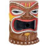 Amscan-Hawaiian-Summer-Luau-Battery-Tiki-Head-Bubble-Machine-Decoration-1-Piece-Multi-Color-91-x-85-0