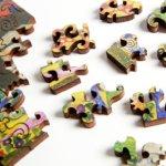 Artifact-Puzzles-Klimt-Hope-Wooden-Jigsaw-Puzzle-0-0