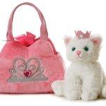 Aurora-Plush-Fancy-Pals-Pet-Carrier-Princess-Kitten-1-Pack-by-Aurora-0-0