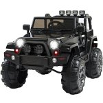 Best-Choice-Products-12V-Ride-On-Car-Truck-W-Remote-Control-3-Speeds-Spring-Suspension-LED-Light-Black-0