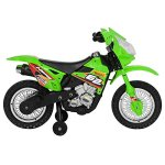 Best-Choice-Products-6V-Electric-Kids-Ride-On-Motorcycle-Dirt-Bike-W-Training-Wheels-Green-0-0