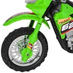 Best-Choice-Products-6V-Electric-Kids-Ride-On-Motorcycle-Dirt-Bike-W-Training-Wheels-Green-0-1