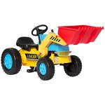 Best-Choice-Products-Kids-Pedal-Ride-On-Excavator-Front-Loader-Truck-0