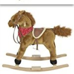 Best-Choice-Products-Rocking-Horse-Plush-Brown-with-Sound-0-0