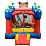 Blast-Zone-Magic-Castle-Inflatable-Bouncer-0