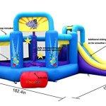 Bounceland-Pop-Star-Inflatable-Bounce-House-Bouncer-0-1