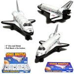 Box-12-Space-Shuttle-5-Die-cast-Metal-with-Pull-Back-n-Go-Action-0