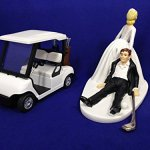 Bride-and-Groom-Golf-Wedding-Cake-Topper-Funny-Golf-Wedding-Cake-Topper-Golf-Loving-Groom-Being-Dragged-By-Bride-Perfect-Cake-Topper-for-Golfers-Grooms-Cake-Topper-Rehearsal-Dinner-Cake-Topper-0-0