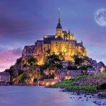 Buffalo-Games-Majestic-Castles-Mont-Saint-Michel-France-750-Piece-Jigsaw-Puzzle-0