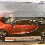 Bugatti-Chiron-Maisto-118-Special-Edition-Red-0-2