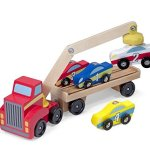 Bundle-Includes-2-Items-Melissa-Doug-Magnetic-Car-Loader-Wooden-Toy-Set-With-4-Cars-and-1-Semi-Trailer-Truck-and-Melissa-Doug-Vehicles-4-in1-Wooden-Jigsaw-Puzzles-in-a-Storage-Box-48-pcs-0-0