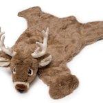 Carstens-Plush-White-Tail-Deer-Animal-Rug-Large-0
