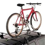 Cherry-Queen-Aluminum-Upright-Car-Roof-Top-Foldable-Bike-Bicycle-Cycling-Rack-Carrier-SUV-VAN-0