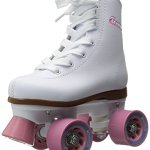 Chicago-Girls-Classic-Roller-Skates–White-Rink-Skates-0