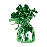 Club-Pack-of-12-Metallic-Green-Party-Balloon-Weight-Decorative-Birthday-Centerpieces-6-oz-0
