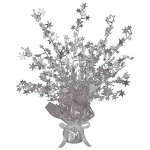 Club-Pack-of-12-Silver-Star-Gleam-N-Burst-Centerpiece-Party-Decorations-15-0