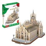 CubicFun-MC210h-Italy-Duomo-di-Milano-Worlds-Great-Architectures-3d-Puzzle-251-Pieces-0