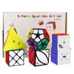 D-FantiX-Speed-Cube-Set-Cyclone-Boys-2×2-3×3-Speed-Cube-Stickerless-Pyramid-Cube-Qiyi-Ivy-Cube-Shengshou-2×2-Megaminx-Fisher-Cube-Magic-Cube-Puzzles-Toys-Christmas-Gift-Set-for-Kids-0-0