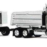 Die-Cast-Truck-Replica-Kenworth-Double-Dump-Truck-132-Scale-Model-11943-0