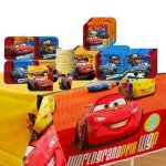 Disney-Cars-2-Deluxe-Party-Supplies-Pack-Including-Plates-Cups-Tablecover-and-Napkins-16-Guest-0