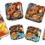 Disney-Cars-Blaze-And-Monster-Machine-Party-Bundle-9-Plates-16-7-Plates-16-Napkins-48-Table-Cover-1-0